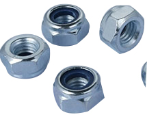 DIN985 NYLON LOCK NUTS
